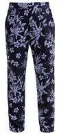 JOEY - Pantaloni - blue pattern
