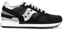 - Saucony - Sneakers 'Jazz' - women - fibra sintetica/pelle/gomma - 9, 9.5, 7, 8.5, 6 - di colore nero