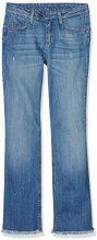 Liu Jo Bottom Up Microflaire, Jeans Donna, Blau (Den.Blue Away Wash 77932), W25/L26
