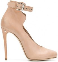 Laurence Dacade - Pumps 'Nubia' - women - Leather - 36, 37, 37.5, 38 - NUDE & NEUTRALS