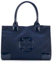 Tory Burch - Borsa tote 'Ella' - women - Polyester - One Size - BLUE