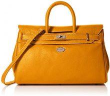 Mac Douglas Pyla Buni S - Borse a mano Donna, Arancione (Ambre), 17.5x26x40.5 cm (W x H L)
