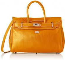 Mac Douglas Pyla Buni Xs - Borse a mano Donna, Arancione (Ambre), 12.5x25x34.5 cm (W x H L)