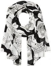 Liebeskind Berlin F1179550 Modal, Foulard Donna, Multicoloured (Black 79A2), 100