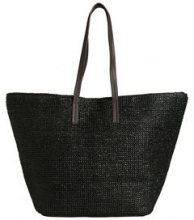 PIECES Beach Shoulder Bag Women Black
