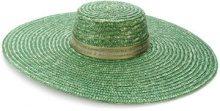 Off-White - Cappello a tesa larga - women - Straw/Polyamide/Polyester - OS - unavailable