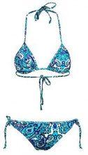 Malawi Bikini a triangolo con motivo cachemire