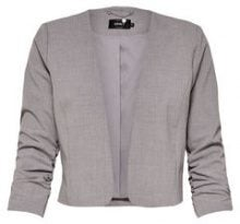 ONLY Short Blazer Women Grey