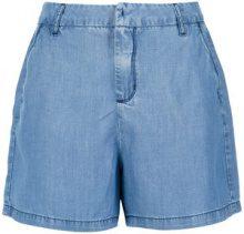 Tufi Duek - mid rise shorts - women - Lyocell - 40, 38, 42 - unavailable