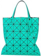 Issey Miyake - adjustable strap PVC bag - women - Nylon/Polyester/PVC - OS - GREEN
