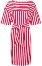 Aspesi - Vestito a righe - women - Cotton - 38, 40, 42, 44, 46 - RED