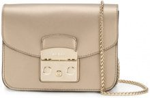 Furla - Borsa 'Metropolis' - women - Leather - OS - METALLIC
