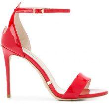 Gianni Renzi - Sandali con cinturino - women - Leather/Patent Leather - 36, 38, 39 - RED