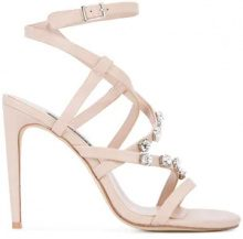 Senso - Orion sandals - women - Nappa Leather/Synthetic Resin/Kid Leather - 36, 37, 38, 40, 41, 42 - NUDE & NEUTRALS