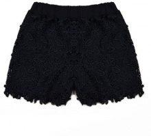 Pantaloncini stile uncinetto