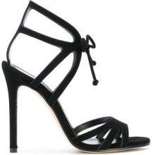 Marc Ellis - Sandali con nodo - women - Leather/Suede - 36, 38, 39, 40 - BLACK