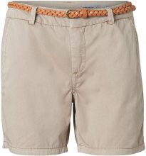 VERO MODA Chino Shorts Women Brown