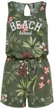 ONLY Printed Playsuit Women Green