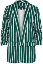 ONLY Striped Blazer Women Green