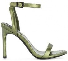 Senso - Tyra II sandals - women - Kid Leather/Synthetic Resin - 35, 36, 37, 39, 42 - GREEN
