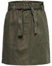ONLY Detailed Skirt Women Green