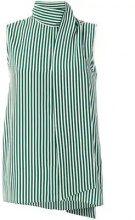 Joseph - Blusa con nodo sul collo - women - Silk - 38, 40, 42 - Verde