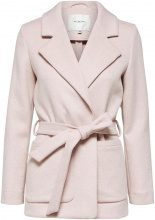 SELECTED Wool - Jacket Women Pink