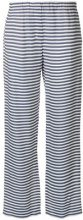 'S Max Mara - Pantaloni a righe - women - Viscose - 40, 42 - BLUE