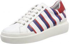 Bogner Hollywood 2, Sneaker Donna, Bianco, 40 EU
