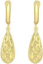 Carissima Gold Orecchini da Donna, Oro Giallo 9K (375)
