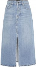 J.LINDEBERG Conei Sharp Denim Skirt Women Blue