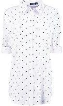 Camicia oversize con stampa di stelle Eva