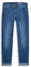 edc by ESPRIT 037cc1b012, Jeans Donna, Blu (Blue Light Wash 903), W30 (Taglia Produttore: 30)