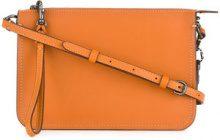Coach - Soho cross body bag - women - Calf Leather - OS - YELLOW & ORANGE