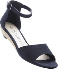 Sandalo in pelle (Blu) - bpc selection premium