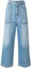 Sport Max Code - Maia jeans - women - Cotton - 25, 26, 28, 29, 30, 31 - BLUE