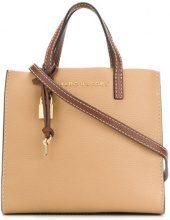Marc Jacobs - The Grind shopper tote bag - women - Leather - OS - Color carne & neutri