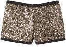 SEQUIN - Shorts - gold