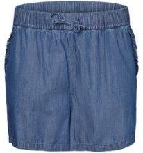 JUNAROSE Woven Shorts Women Blue