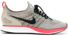 Nike - Sneakers 'Zoom Mariah Flyknit Racer' - women - Cotton/rubber - 6, 6.5, 7, 7.5 - NUDE & NEUTRALS