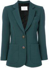 Société Anonyme - Blazer con taschino - women - Wool - 46 - GREEN