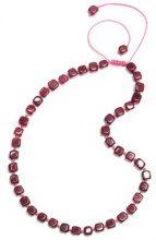 Lola Rose FASHIONNECKLACEBRACELETANKLET, colore: Red Plum, cod. MERLINA277000