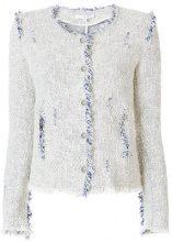 - Iro - Giacca 'Agnette' - women - Cotone/Acrylic/other fibers - 42 - Bianco