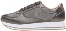 ONLY Shiny Sneakers Women Grey
