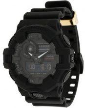 G-Shock - Orologio automatico rotondo 'Illuminator' - men - Jasper/stainless steel/glass - OS - BLACK