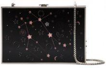 Rei Ne X Browns - gemini light up clutch bag - women - metal/Plastic - OS - BLACK