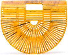 Cult Gaia - Clutch Ark - women - PVC - OS - YELLOW & ORANGE