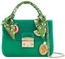 Furla - Metropolis Candy crossbody bag - women - PVC - OS - GREEN