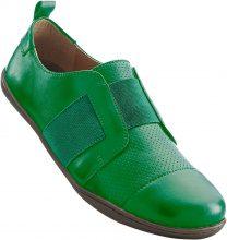 Scarpa bassa in pelle (Verde) - bpc selection