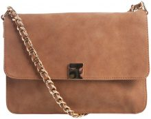 PIECES Small Crossbody Bag Women Brown